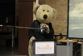 AGM Sunshine Bear