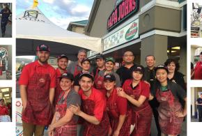 Papa John's Pizza Dreams for Kids Day