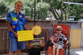 Nathan's Splash For Kids Backyard
