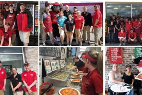 Papa John's Pizza Dreams for Kids Day